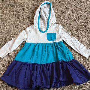 Old navy hooded casual dress